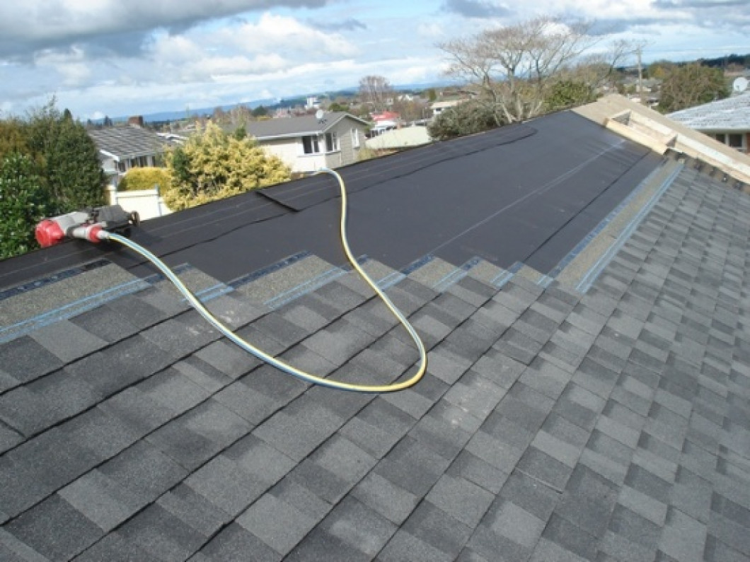 Patch Up Your Roof in